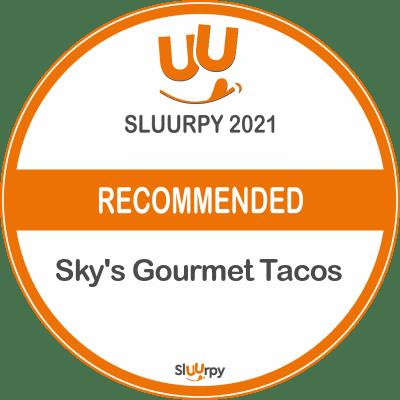 Sky's Gourmet Tacos - Sluurpy