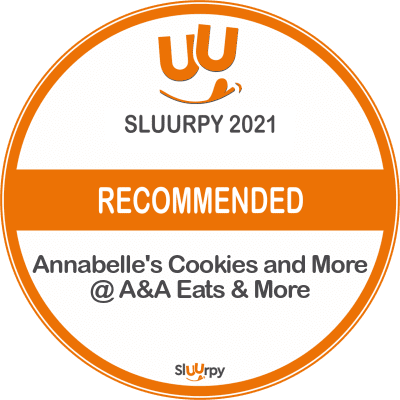Annabelle's Cookies And More - Sluurpy
