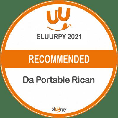 Da Portable Rican - Sluurpy