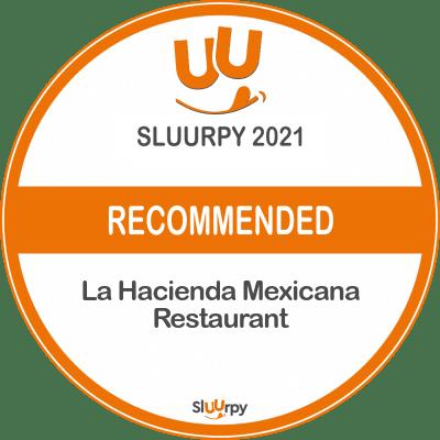 La Hacienda Mexicana Restaurant - Sluurpy